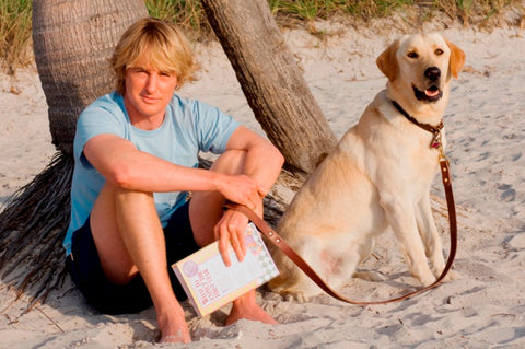 15 Famous Dog & Human Duos in Pop Culture: Marley and John