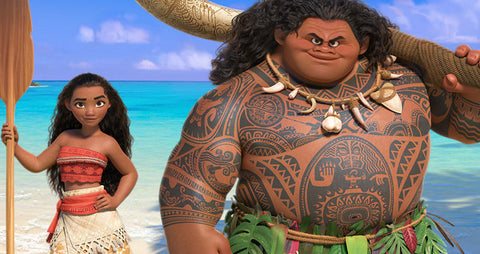 Moana, the new 2016 Disney princess