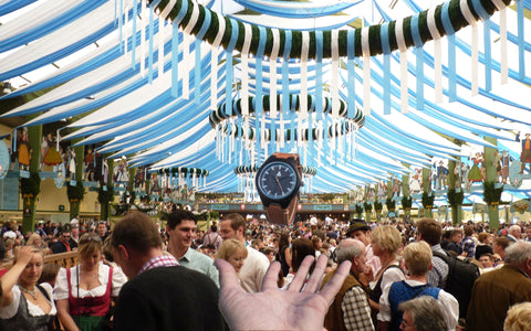 oktoberfest surprising facts tents