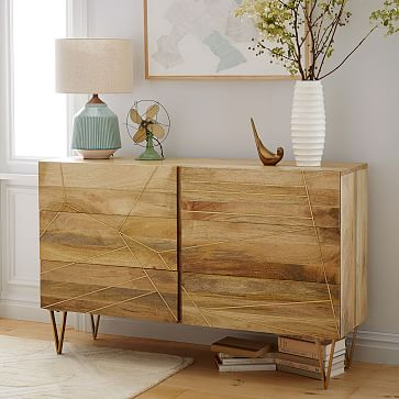 Mango Wood Home Decor Furniture Contemporary Design  Post by Tree Hut Wood  Watches