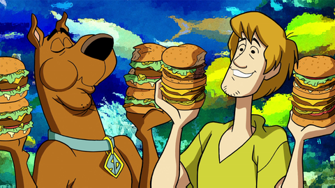 15 Famous Dog & Human Duos in Pop Culture: Scooby and Shaggy