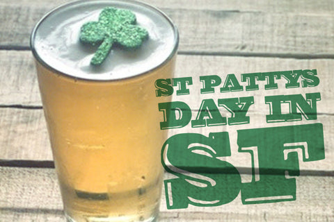 St. Patrick's Day Barhopping, Fun, Activities, Things to Do in San Francisco (SF)