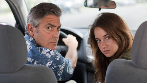 dad and daughter movies, movies to watch with a sensitive dad, the descendants