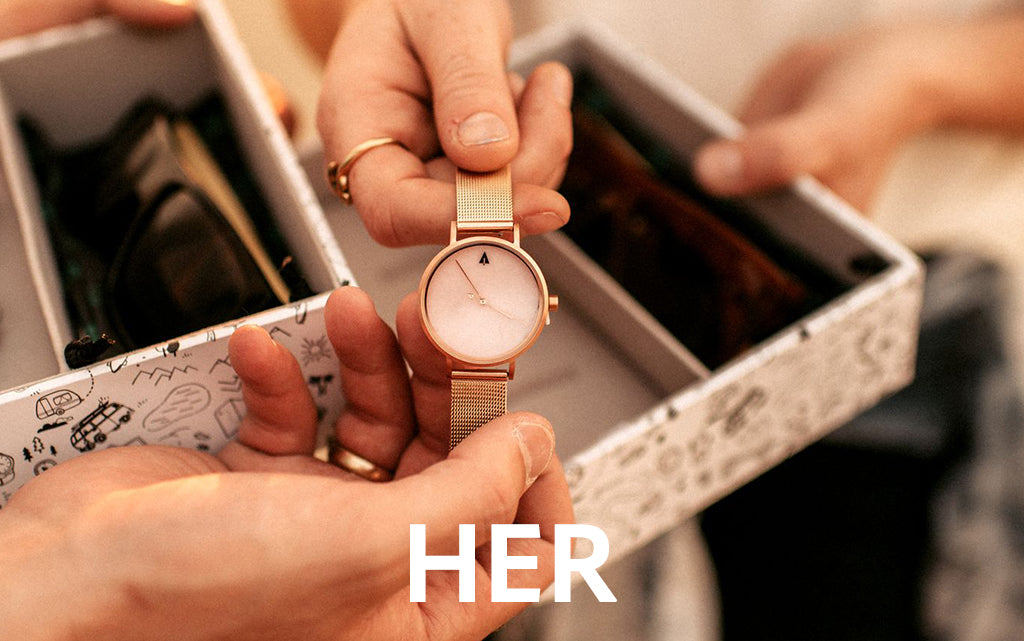 Gift guide for her - Watches for her