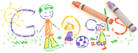 Father's Day 2012 Google Doodle
