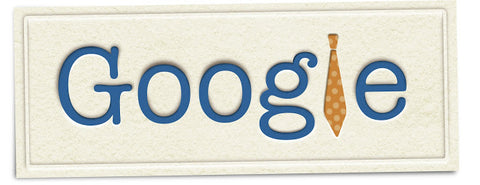 Father's Day Germany 2011 Google Doodle