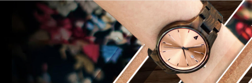 Women All Wood Watches