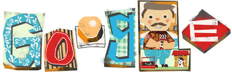 Father's Day 2013 Google Doodle
