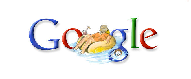 Father's Day Worldwide Google Doodle 2007