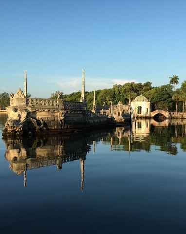 Vizcaya Museum & Gardens in Miami, best outdoor wedding venues in the U.S.