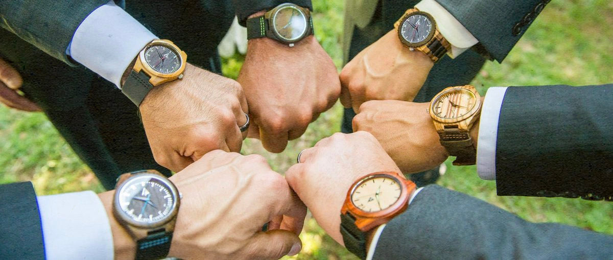 8 Reasons Treehut Watches are the Best Groomsmen Gifts Around