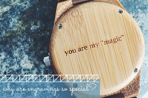 Treehut Personalized & Engraved Wood Watches | Great Anniversary or Wedding Gifts!
