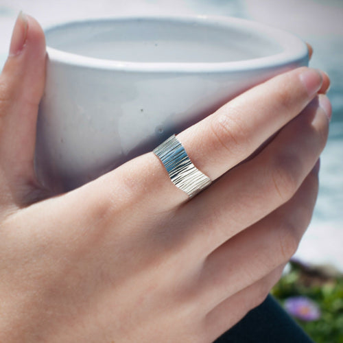 Handmade Sterling Silver 925 ring