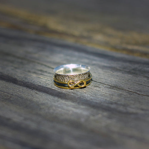 Eternal Love Spinner Ring