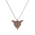 Wooden Doe Necklace