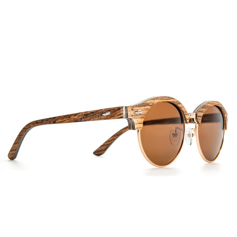Wooden Sunglasses // Ashton 21