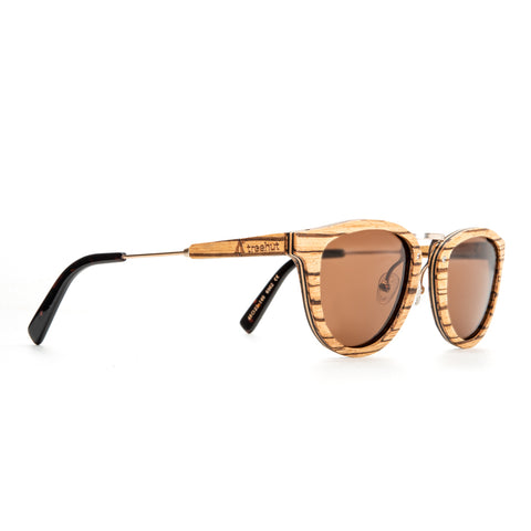 Wooden Sunglasses // Spencer 82