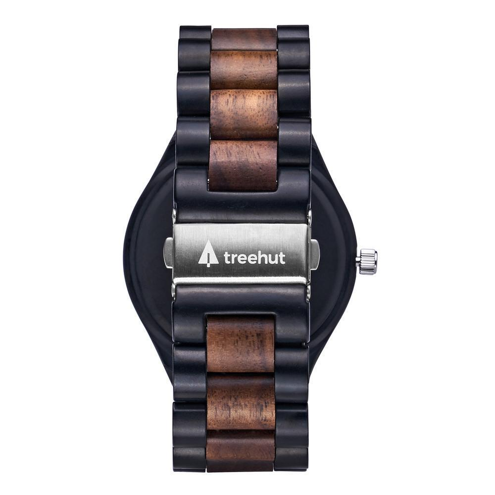 Treehut Classic Black Stainless Walnut Theo