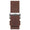 22mm Brown Leather Band