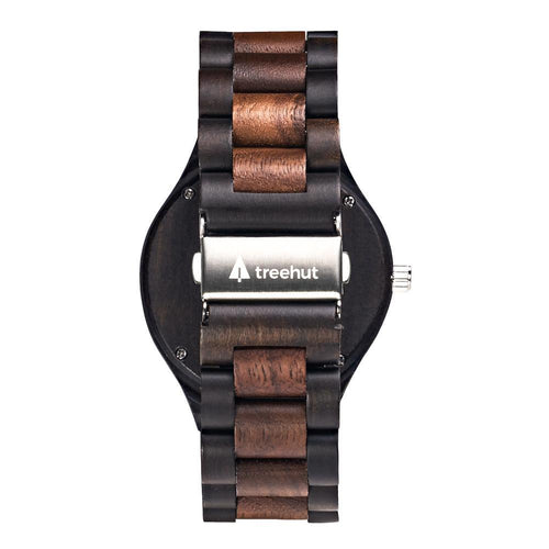 Couples Wooden Watches // Boyd Red