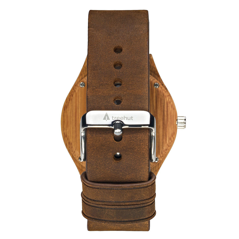 treehut Classic Boyd  wooden watch