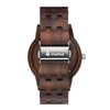 Treehut Summit Blue Marble Walnut Watch