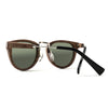 Wooden Sunglasses // Spencer 81