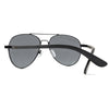 Wooden Sunglasses // Top Gun 51 Black