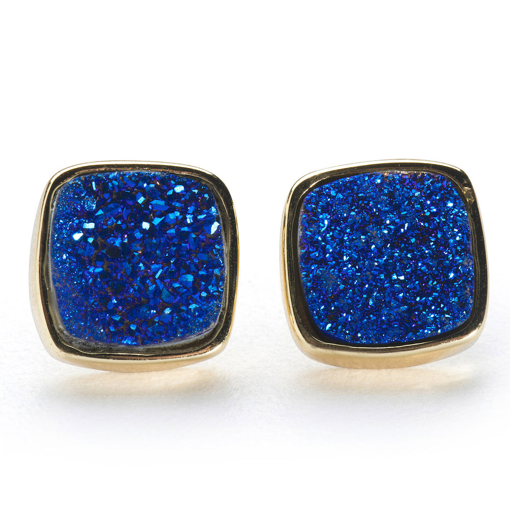 Reina Royal Blue Earrings