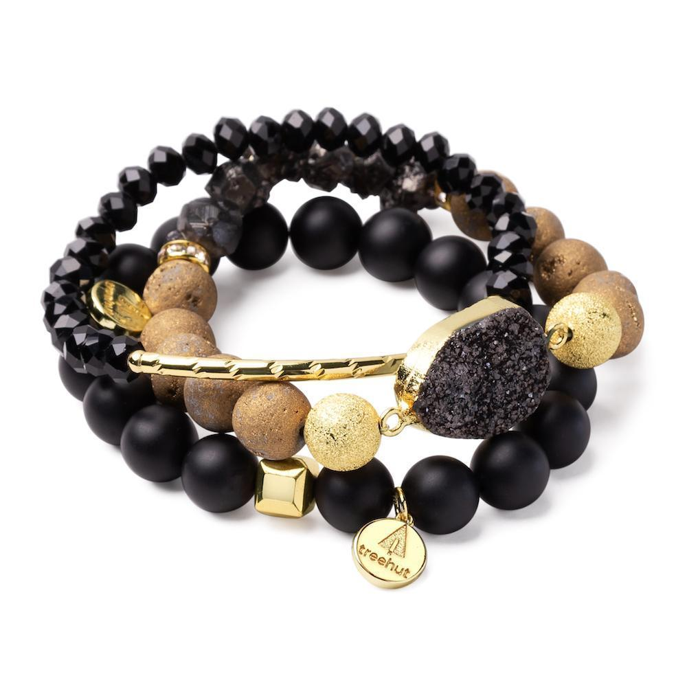 Nomad Gold Mine Bracelet