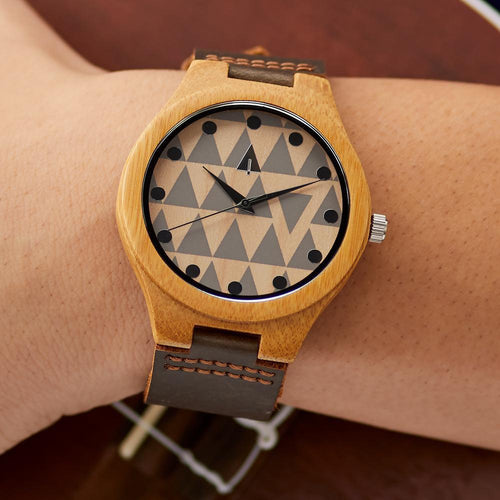 Wooden Watch // Mod