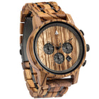 North Zebrawood Gunmetal