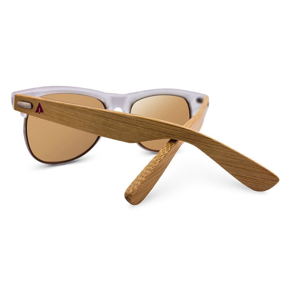 Wooden Sunglasses // Sailor 75