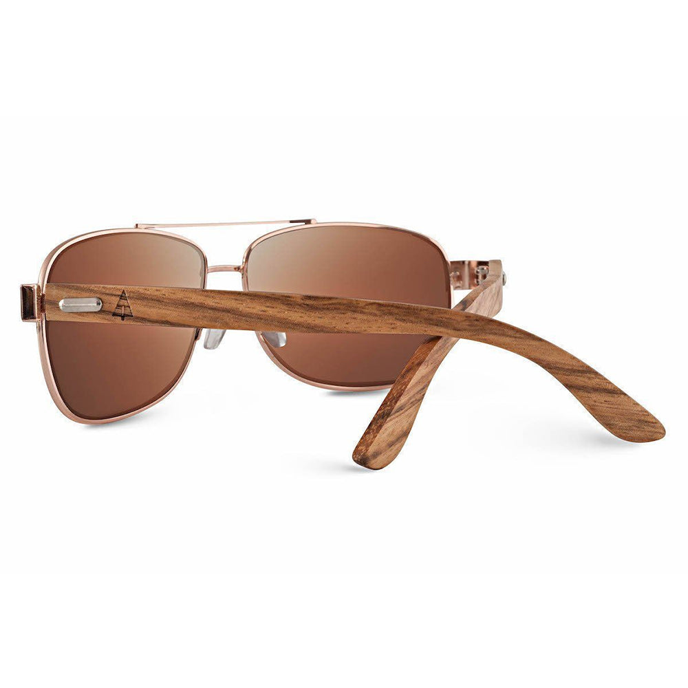 Wooden Sunglasses // Carter 93