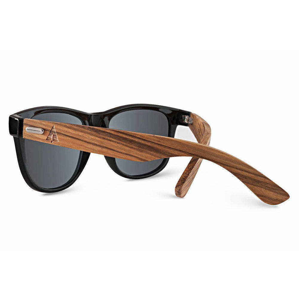 Wooden Sunglasses // Bali 62 Brown