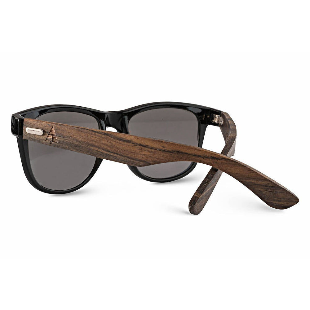 Wooden Sunglasses // Bali 64 Black