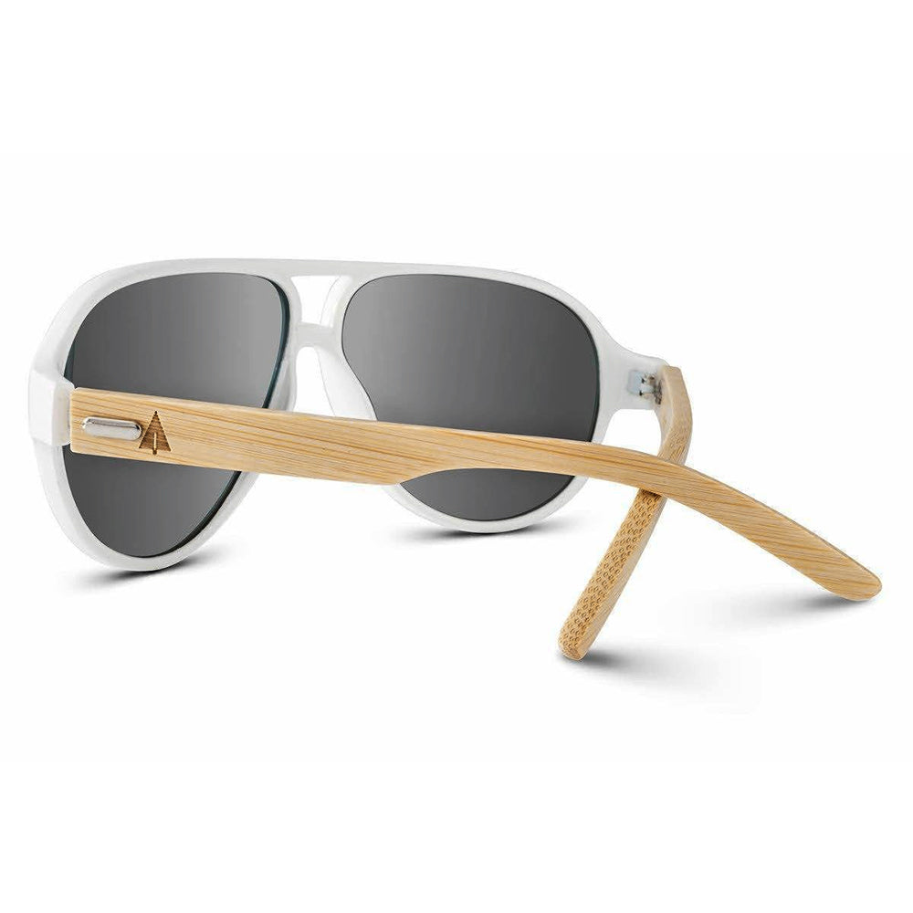 Wooden Sunglasses // Ace 80