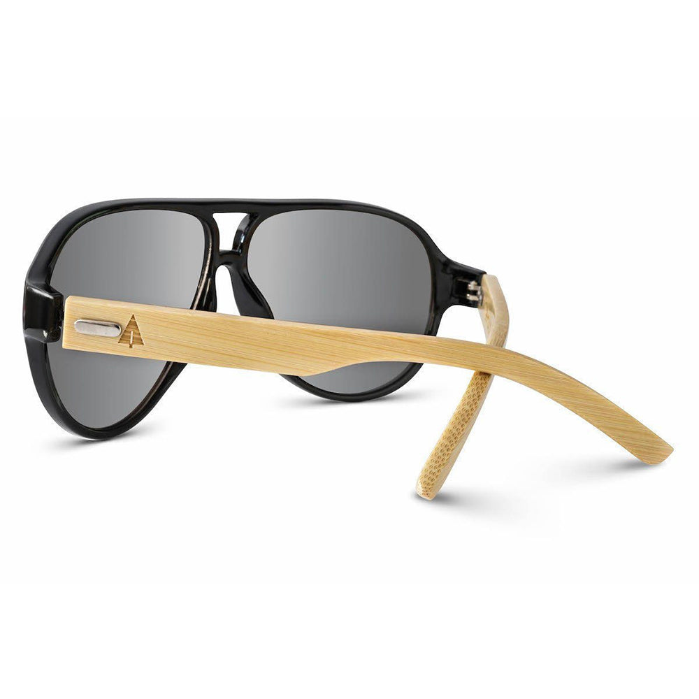 Wooden Sunglasses // Ace 81