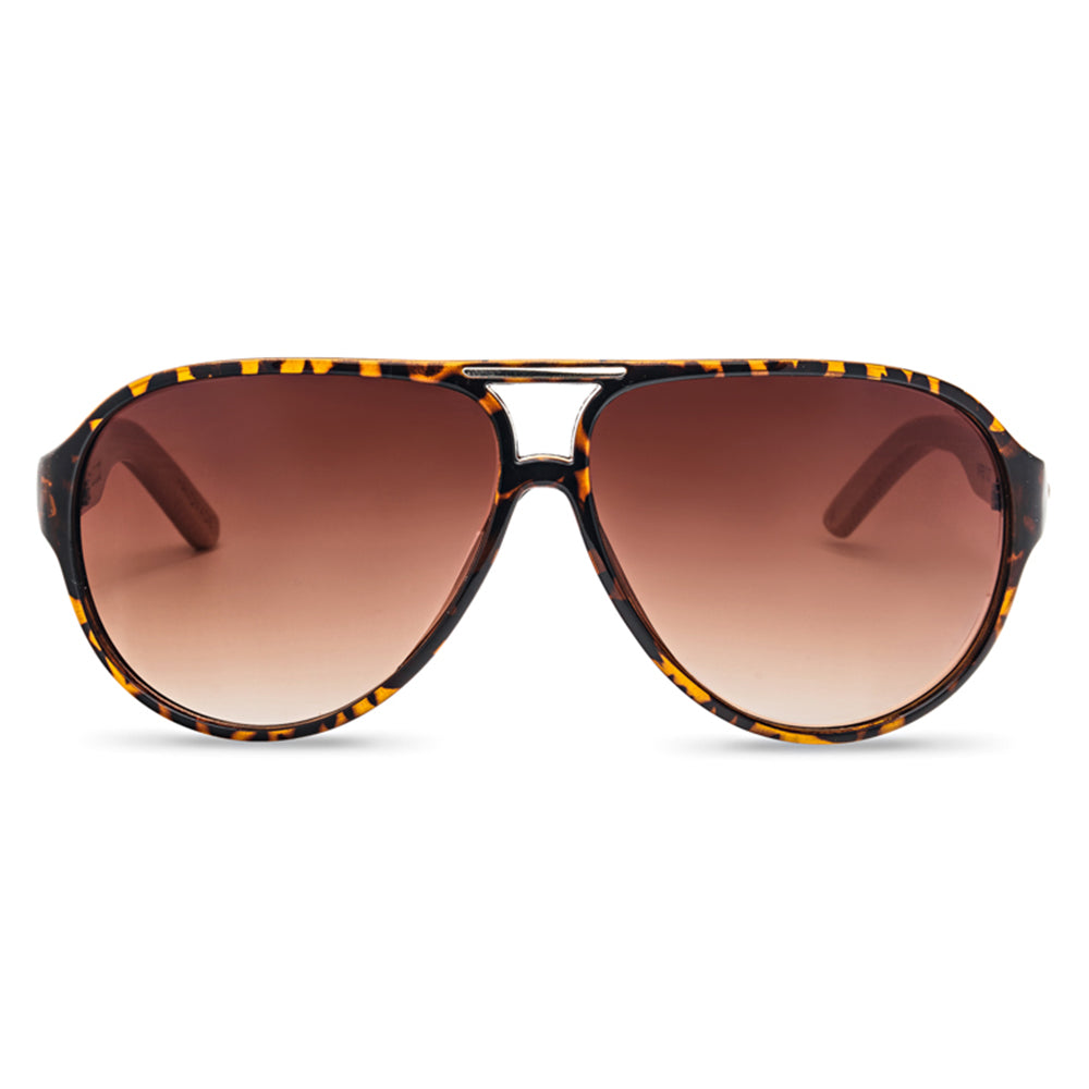 Wooden Sunglasses // Ace 82
