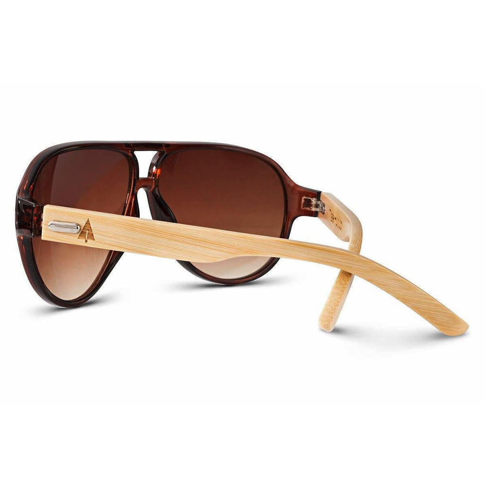 Wooden Sunglasses // Ace 83