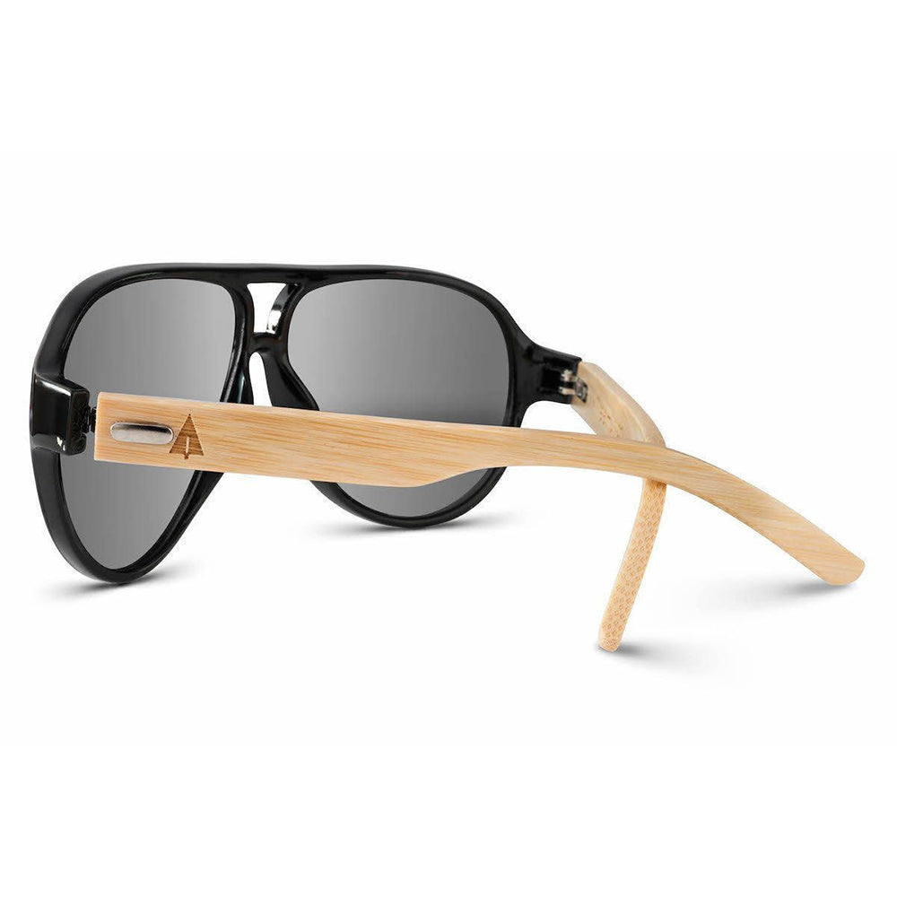 Wooden Sunglasses // Ace 85