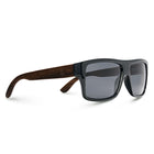 Wooden Sunglasses // Carlton 51 Black