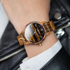 Odyssey Women's Tiger Eye Zebrawood