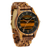 Sojourn Tiger Eye Zebrawood