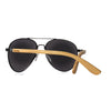 Wooden Sunglasses // Top Gun 51