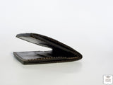 Hand stitched Cod Fish leather wallet