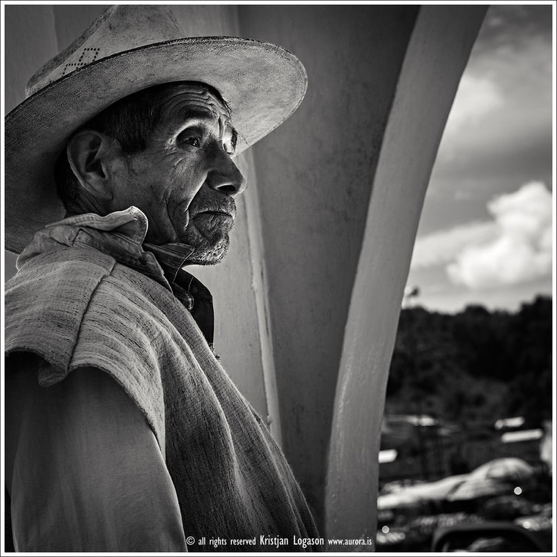 Indigenous in Chiapilla, Mexico, Photography, Kristjan Logason - Hraun- Art and design