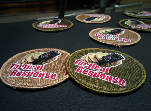 Tactical Response Logo Patch