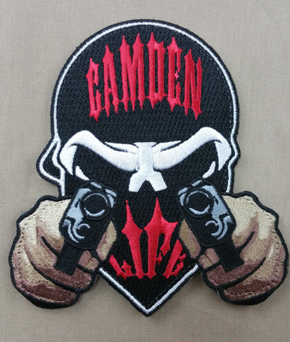 Camden Life Patch