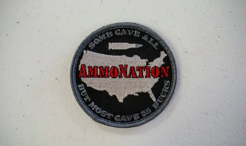 Ammonation Patch